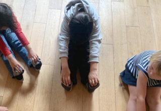 Le petit yogi : un atelier en anglais