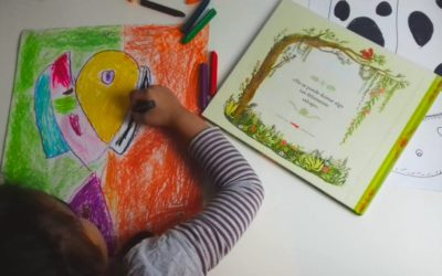 Contes et arts créatifs : un atelier en espagnol