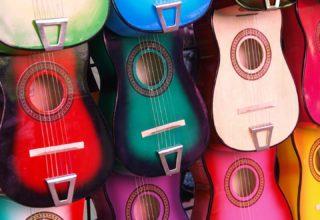 Le petit musicien : un atelier en anglais