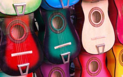 """Mélody of Life"", le petit musicien : un atelier en anglais"